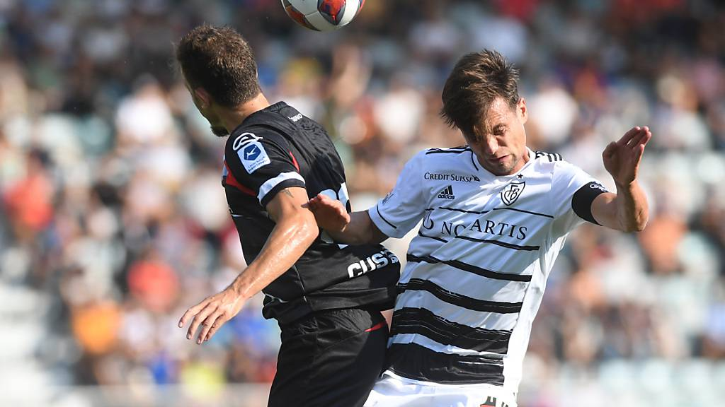 Basel verpasst im Tessin den Sprung auf Platz 1