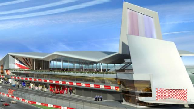 Silverstone Wing eröffnet