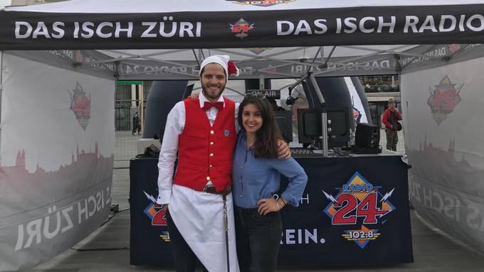 Radio 24 live vor Ort: Das war das Sächsilüüte 2019