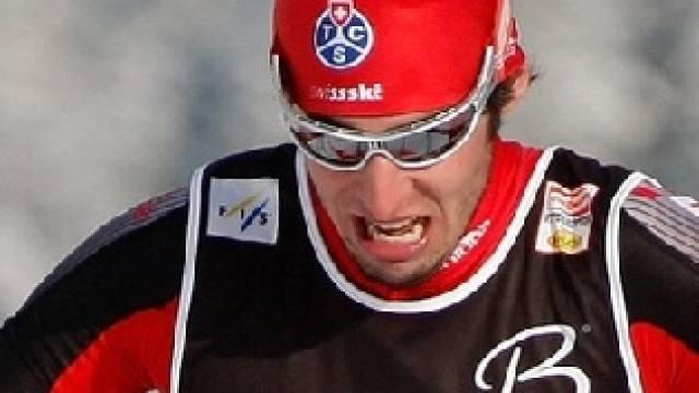 Tambornino bester Schweizer in Russland