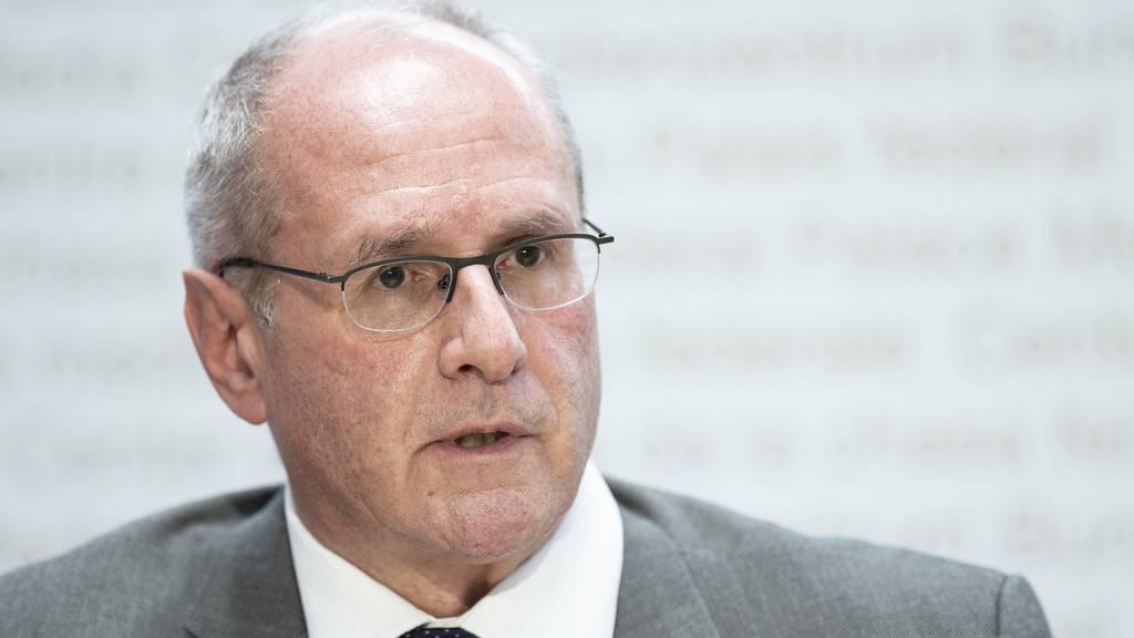 Stettbacher: «Die Kapazität der Intensivbetten reicht noch zehn Tage»