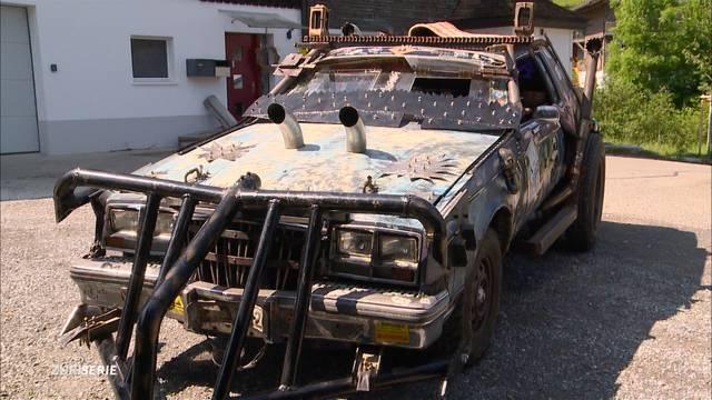 Teil 1: Das messerscharfe Auto von Daniel Weber