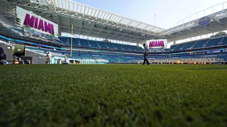 In der Nacht auf dem Montag kämpfen die Kansas City Chiefs und die San Francisco 49ers in Miami um den Super-Bowl-Titel.
