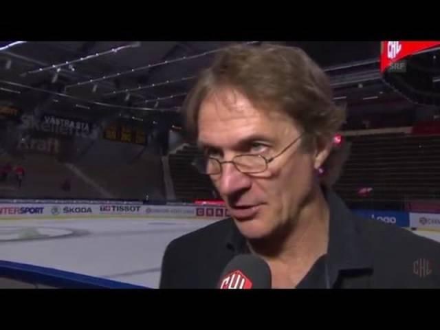 Arno Del Curto mit der Brechstange: Interview auf «englisch»