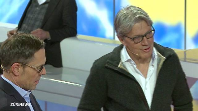 """Russi und Hüppi sagen """"Ciao!"""""""