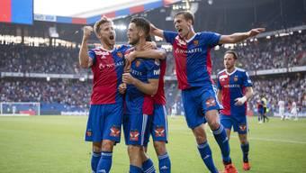 FC Basel - GC (04.08.2018)