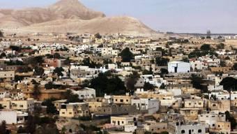 Blick auf Jericho im Westjordanland - die Verantwortung dafür könnte Israel übertragen werden.