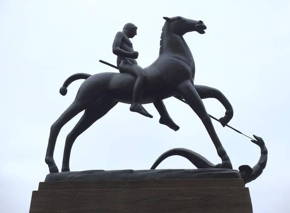 «Ritter Georg» (Kohlenberg Basel).