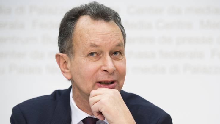 Von ihm kam die Idee für den Inländervorrang light: der Aargauer FDP-Nationalrat Philipp Müller.