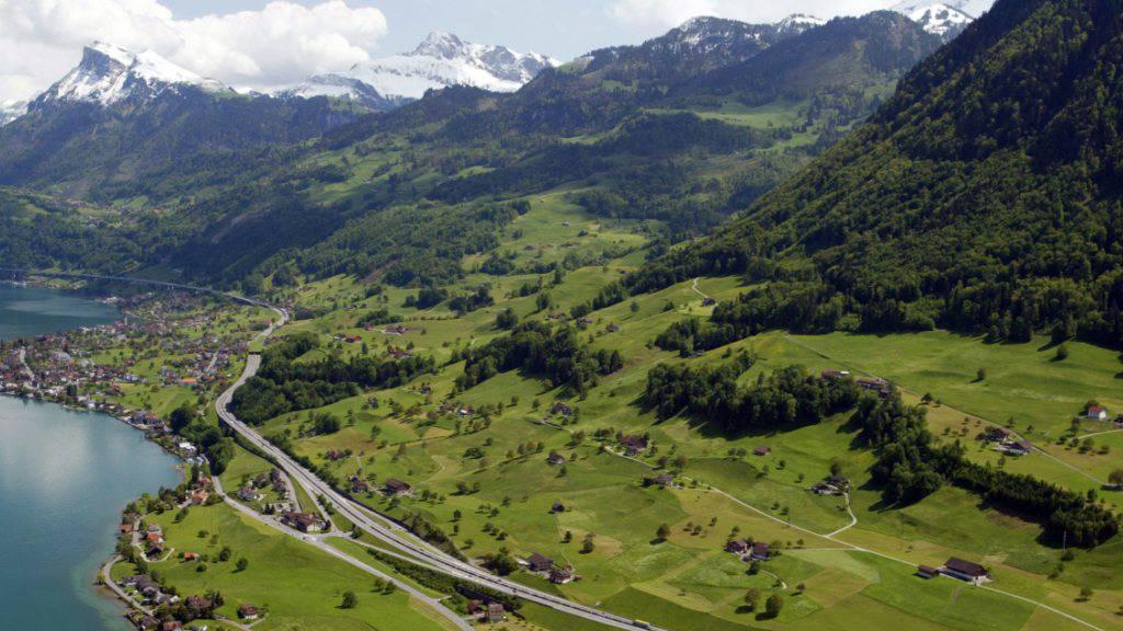 Kanton Nidwalden mit einem Plus von fast 16,5 Millionen Franken
