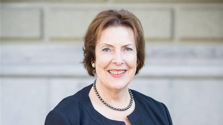 Christine Egerszegi, alt Ständerätin