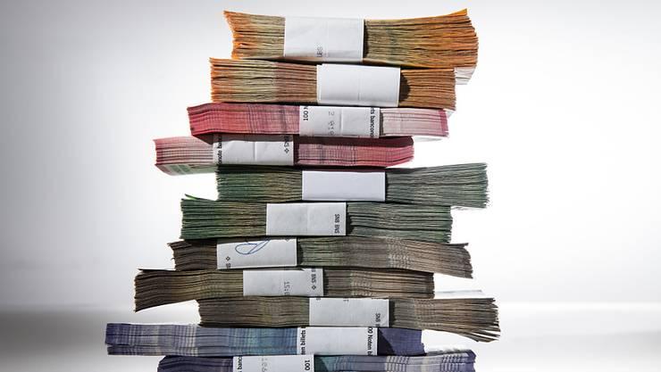 Gut gefüllte Kassen erwartet die Mehrheit der Kantone auch für das Jahr 2020.