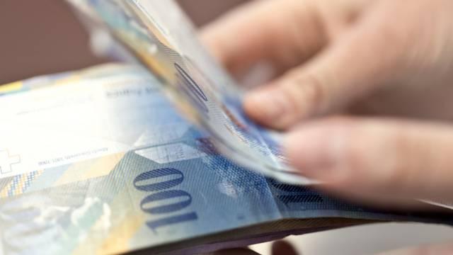 Der Bundesrat rechnet mit einem ausgeglichenen Budget (Symbolbild)