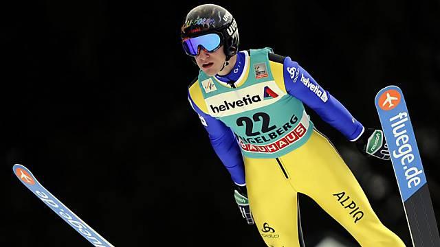 Auch Marco Grigoli enttäuschte in Engelberg mit Rang 32.