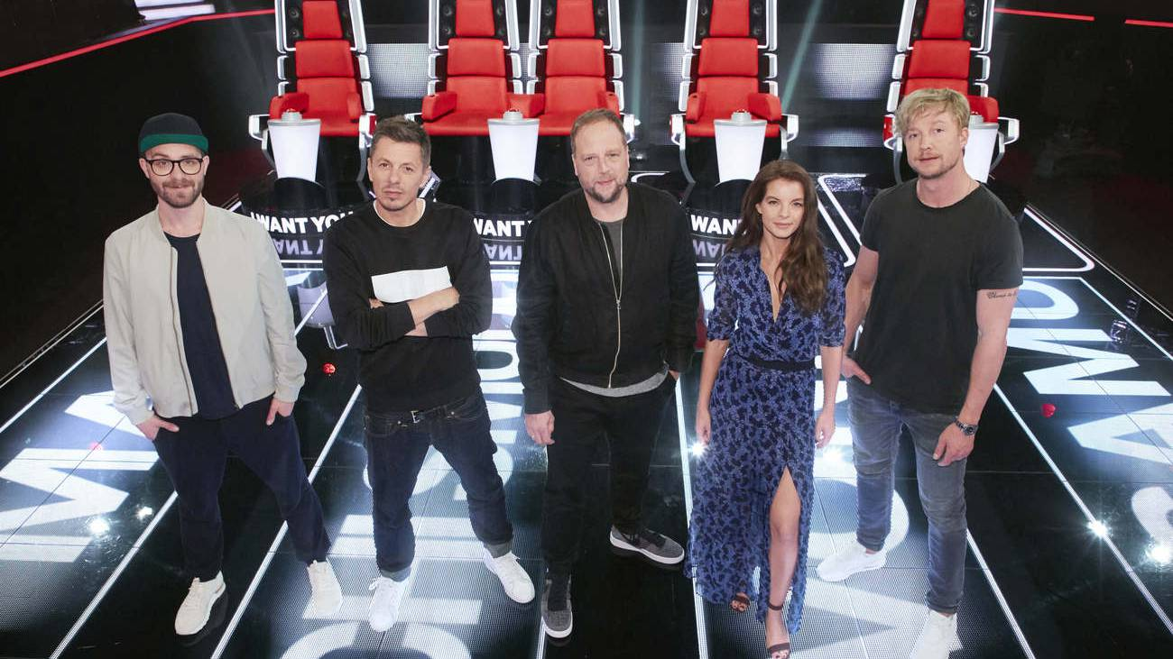 The Voice Of Germany Jury 2017