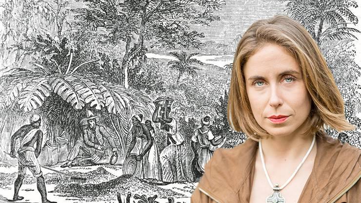 Für ihre Recherchen in Brasilien über die Mitwirkung von Schweizern im Sklavenhandel musste sich Denise Bertschi ihren Weg buchstäblich freischlagen.