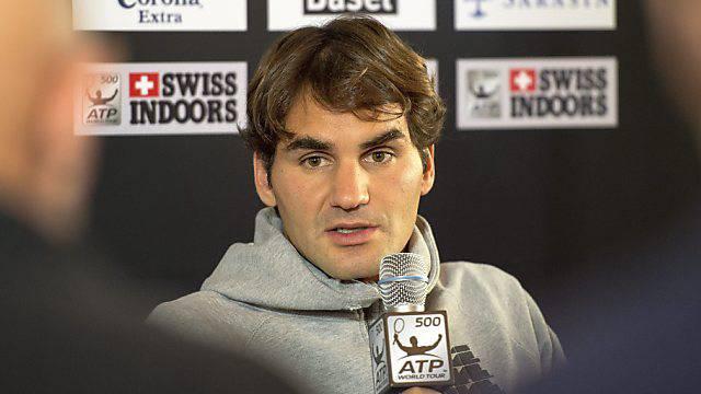 Roger Federer spricht über seine Zukunft.