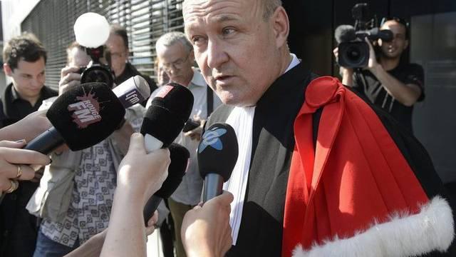 Der Waadtländer Staatsanwalt Eric Cottier zeigte sich über das Urteil erstaunt