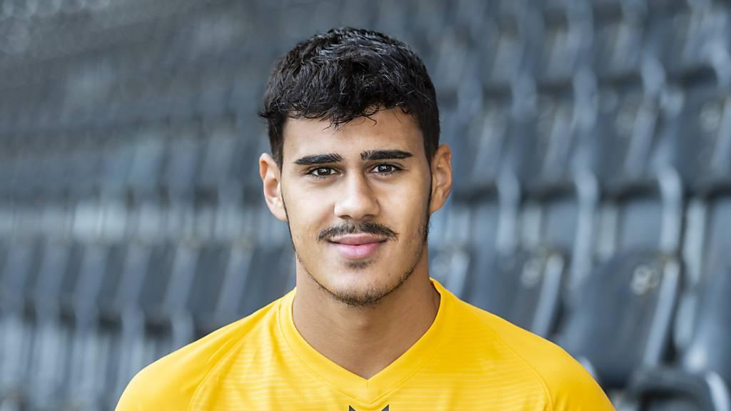 Pedro Teixeira spielt bis zum Saisonende leihweise für Kriens in der Challenge League