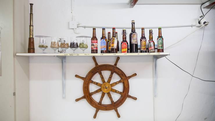 Kleinbrauereien wie Ahoi-Bier aus Schlieren mussten während der Coronakrise mit einer Flaute kämpfen.