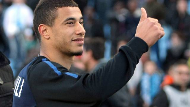 Montpelliers Matchwinner Belhanda