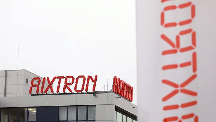 Deal geplatzt: US-Präsident Obama lässt Chinesen den Chiphersteller Aixtron nicht kaufen. (Archivbild)