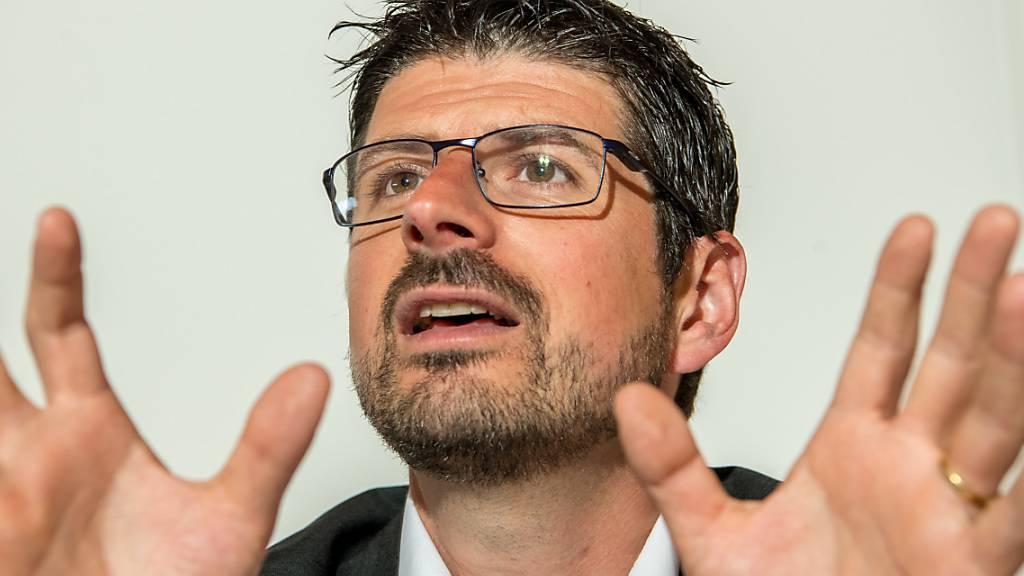 Yannick Buttet kandidiert nicht für CVP Collombey-Muraz bei Wahlen
