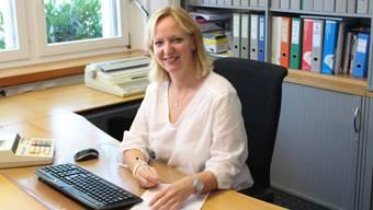 Ursula Staubli wechselt von Eggenwil nach Sins.