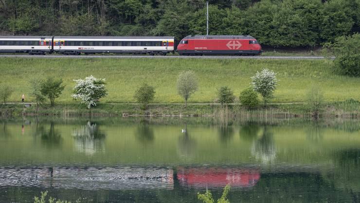 Auf der Strecke von Zürich nach Luzern fahren künftig mehr Züge.