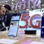 Neuer Mobilfunkstandard: Swisscom und Sunrise wetteifern seit Monaten, wer beim Ausbau des 5G-Netzes schneller vorankommt. (Symboldbild)