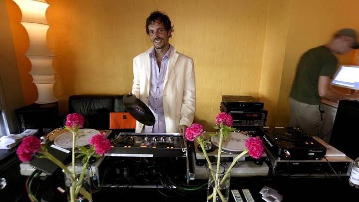 Oliver Scotoni, Initiant des temporären Radios «Rundfunk.fm - Rhythmus einer Stadt».