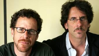 Ausgezeichnete Regisseure: Ethan (l.) und Joel Coen (Archiv)