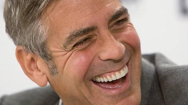 George Clooney (Archiv) hat das Filmfestival London eröffnet