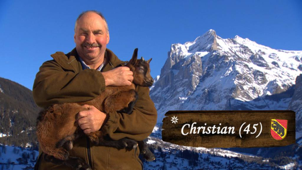BAUER, LEDIG, SUCHT... ST13 - Portrait Christian (45)
