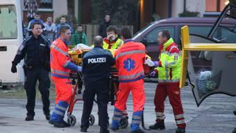 Frau nach Schiesserei in Wohlen im Spital verstorben