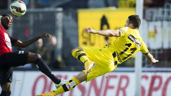 Renato Steffens Traumtor zum 2:1 für YB.
