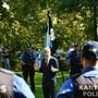 Aarau: Zwei Polizeischulen feierlich vereidigt (21.09.2020)