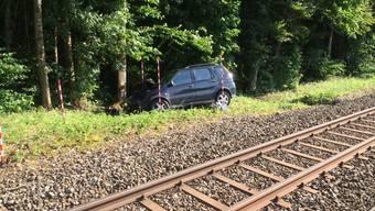 Verkehrsunfall in Riedholz.