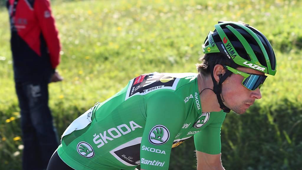 Roglic vertreibt die Geister der Tour de France