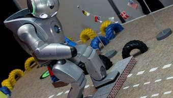 Der nationale Innovationspark soll Erfindungen fördern. Im Bild ein Roboter (Archiv)