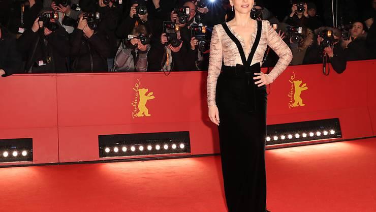 """Dass mehr Wettbewerbsfilme unter weiblicher Regie entstanden als bisher, ist für die diesjährige Jurypräsidentin Juliette Binoche """"ein guter Schritt nach vorn."""""""