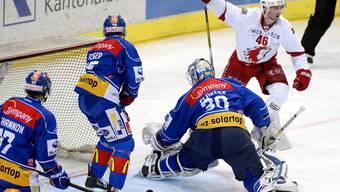 Der ZSC verliert gegen Lausanne im Playoff Auftaktspiel mit 1:4.