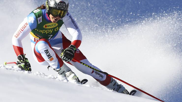 Wendy Holdener startet als Zweite in Sölden.
