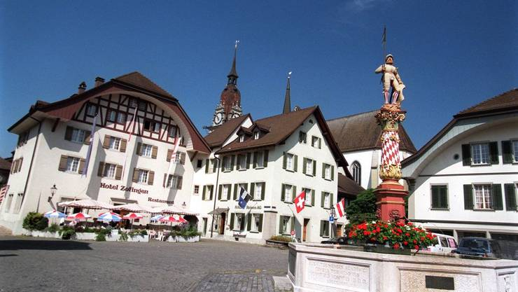 Seit 50 Jahren gibt es in Zofingen einen Einwohnerrat