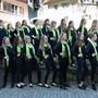 Der Mädchenchor Solothurn singt am Neujahrskonzert.
