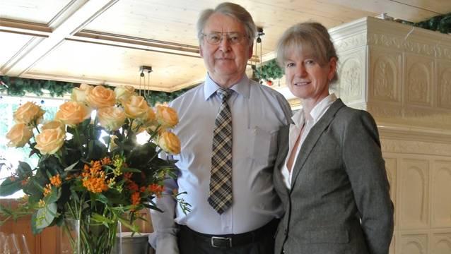 Seit über 20 Jahren investieren Elisabeth und Ernst Müller in den Landgasthof: Er soll möglichst ressourcenschonend betrieben werden.