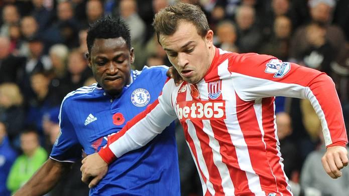 Xherdan Shaqiri zeigte im letzten Meisterschaftsspiel gegen Chelsea eine gute Leistung