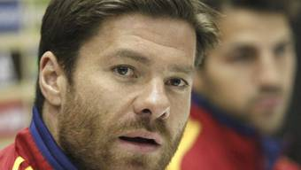 Spanien am Confederations Cup ohne Xabi Alonso.