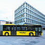 Verlässt Liestals Bahnhof, wenn Schnellzüge aus Zürich und Luzern noch gar nicht angekommen sind: Der 70er-Bus nach Reigoldswil.