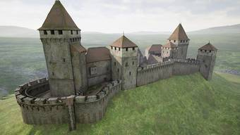 Virtual Reality Schloss Habsburg